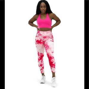 Balance Athletica | The OG Pant - Tie Dye Hibiscus